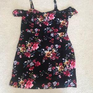 EXPRESS • Size 14 Floral Sun Dress